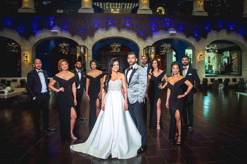 Luxury destination Indian wedding picture
