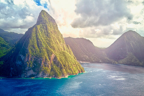 Destination Indian wedding Caribbean Islands