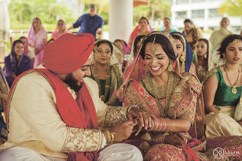 indian destination wedding ceremony options photo