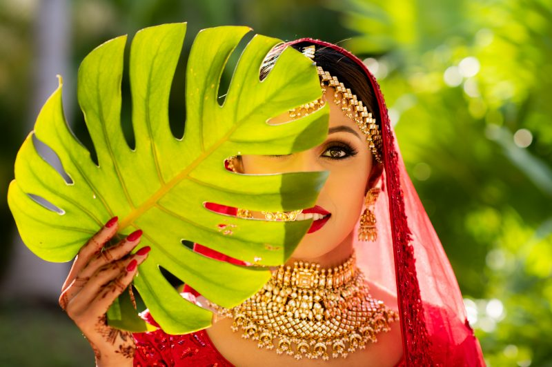 Indian Bride in Mexico